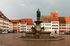 Obermarkt  -  Freiberg