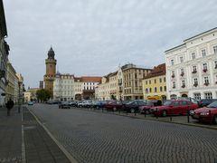 Obermarkt in Görlitz