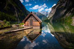 Obersee Berchtesgadener Land