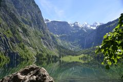 Obersee im Nationalpark Berchtesgaden