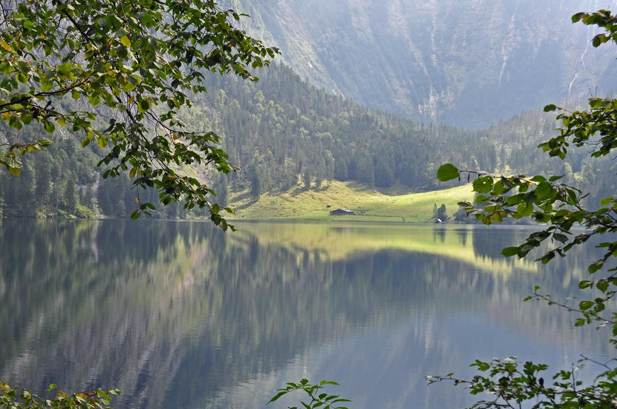 Obersee in Berchtesgaden