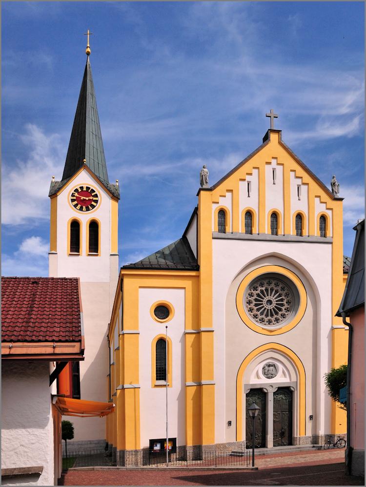 Oberstaufen - Pfarrkirche
