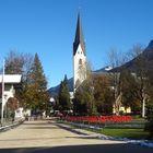 Oberstdorf-Kirche