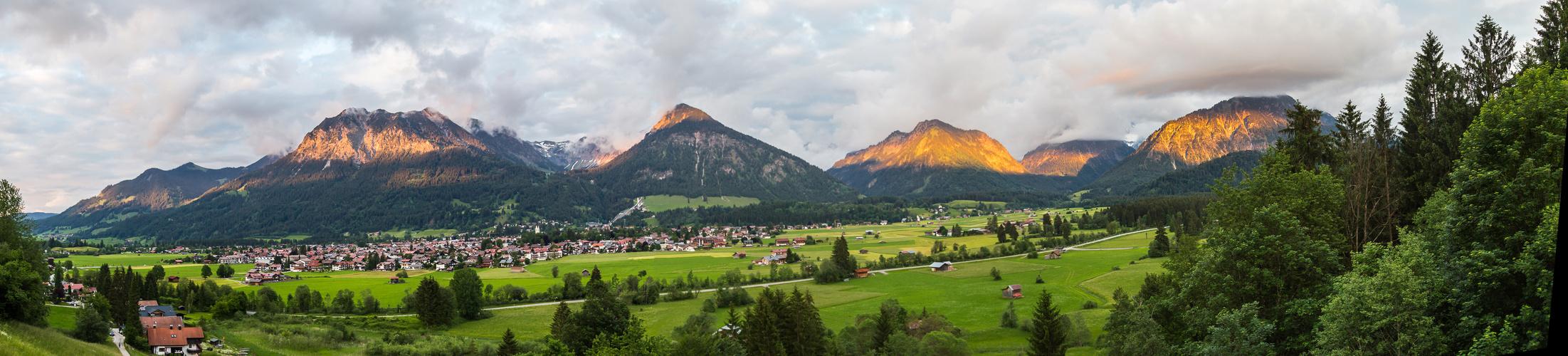 Oberstdorf Panorama #3