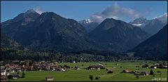 Oberstdorfer Bergwelt
