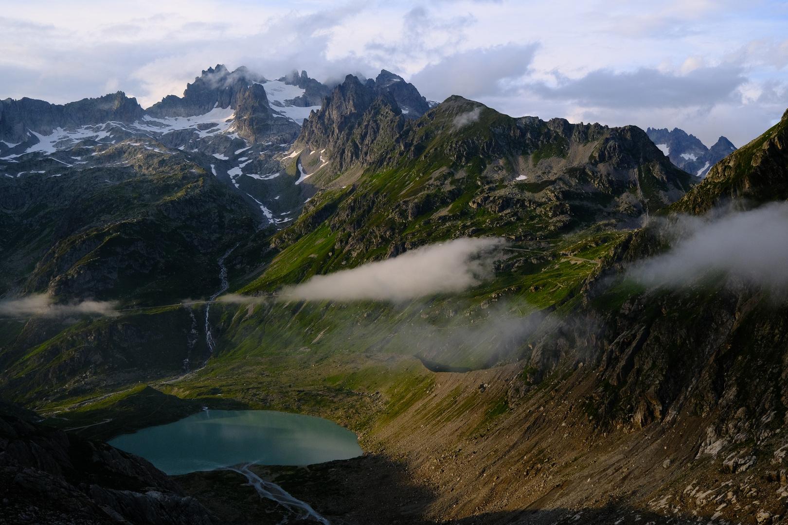 Obertalgletscher - Schweiz