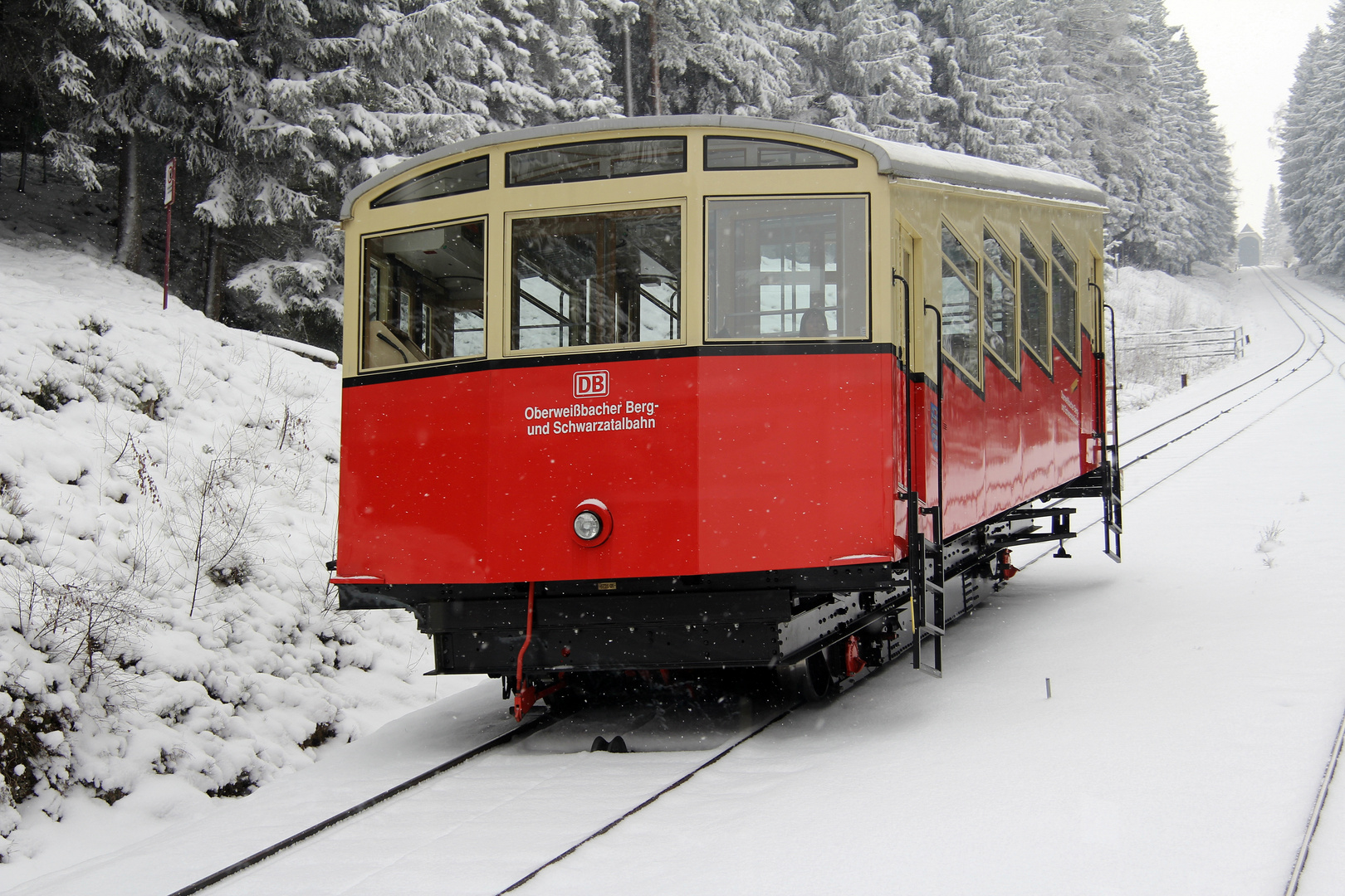 Oberweißbacher Bergbahn (Personenwagen)
