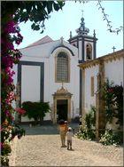 Obidos`s church.
