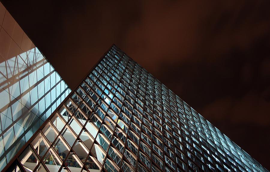 Oblique Triangel