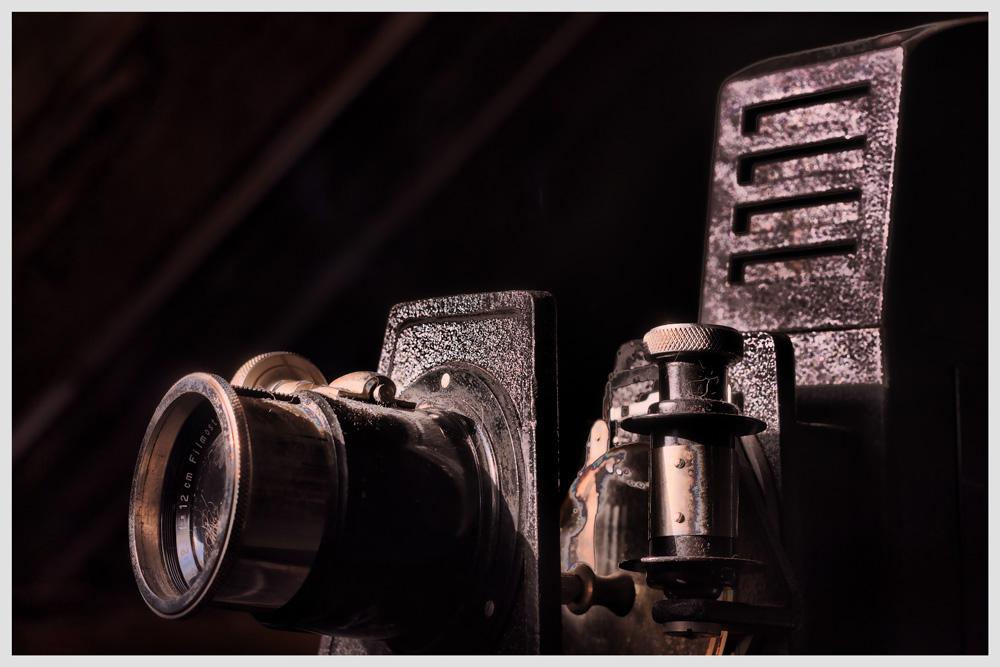 Observator Zeit IV - Lichtbeobachtung