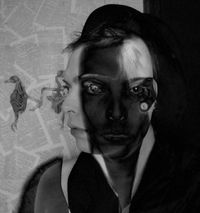 Obsidimonium Art by Marcel Frei