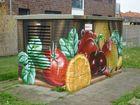 Obst- und Gemüsekiste
