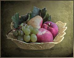 Obst zum Dienstag
