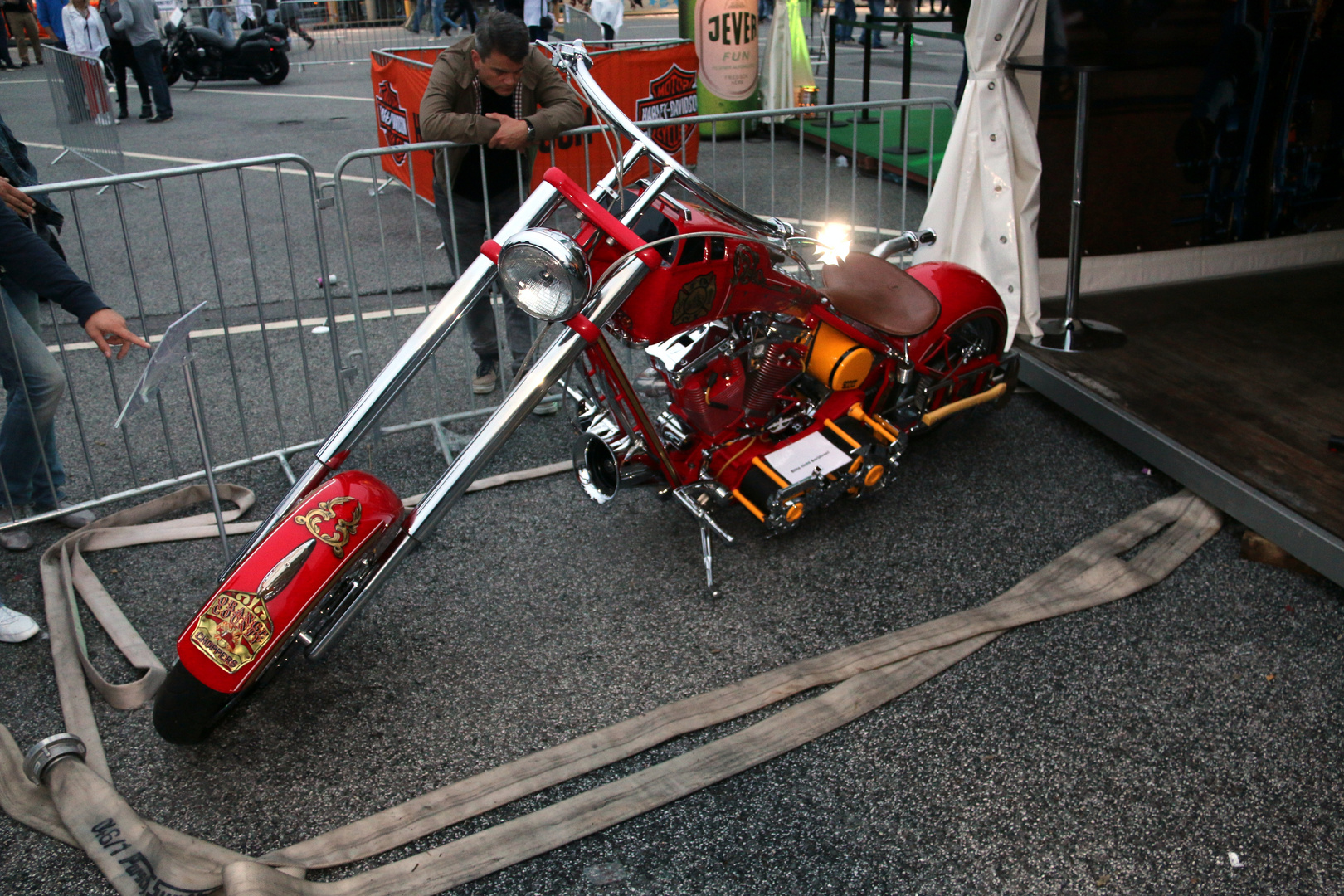OCC Fire Bike