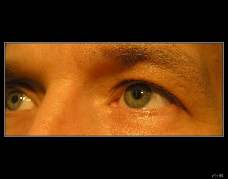 occhi é ...