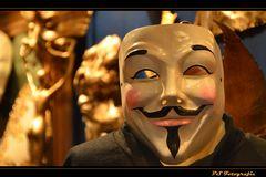 Occupy, Blockupy - oder doch nur Karneval in Venedig ?