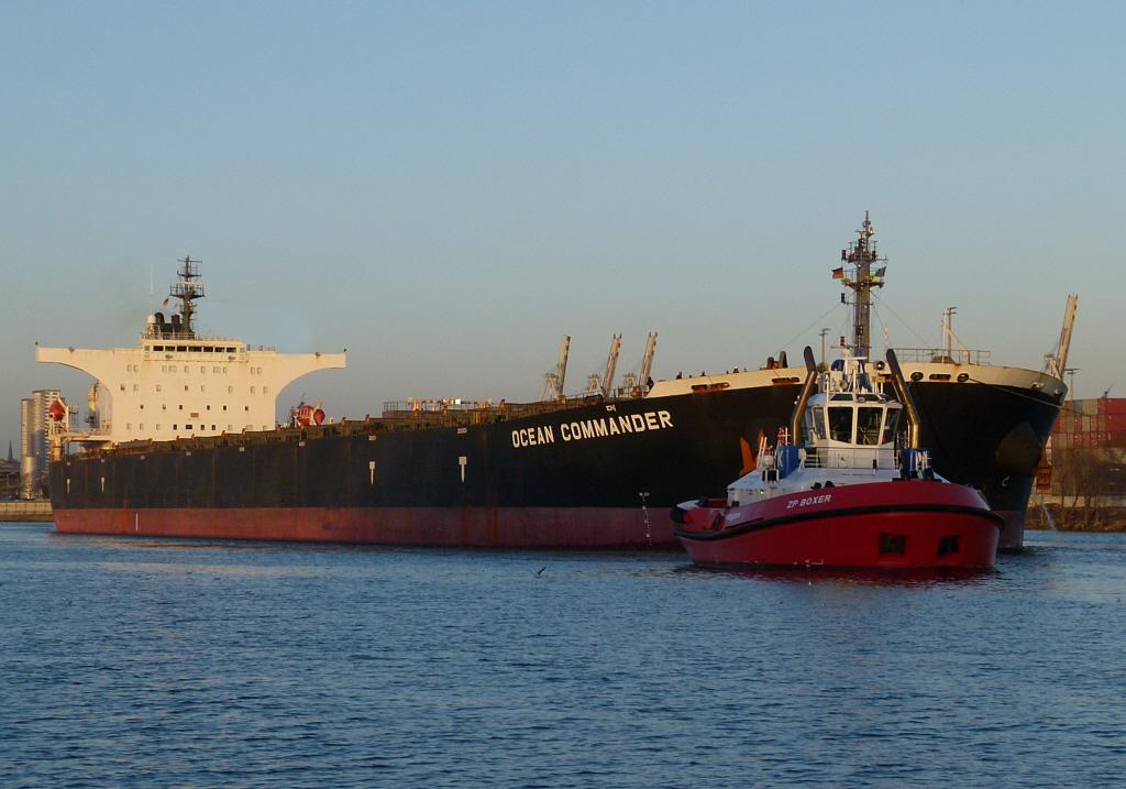 Ocean Commander   - Bulk-Carrier