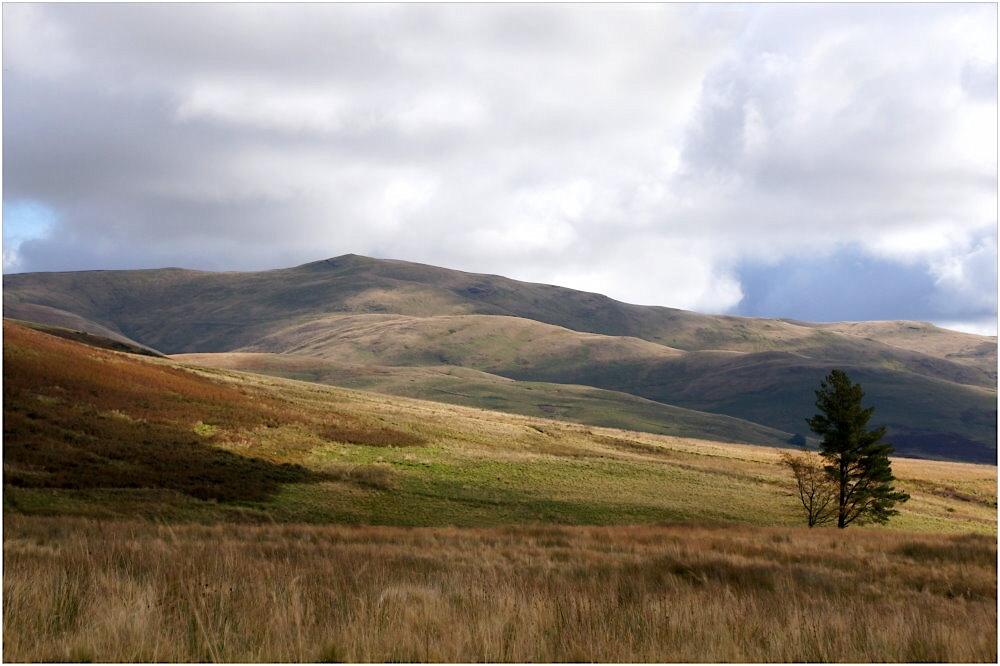 Ochil Hills ...