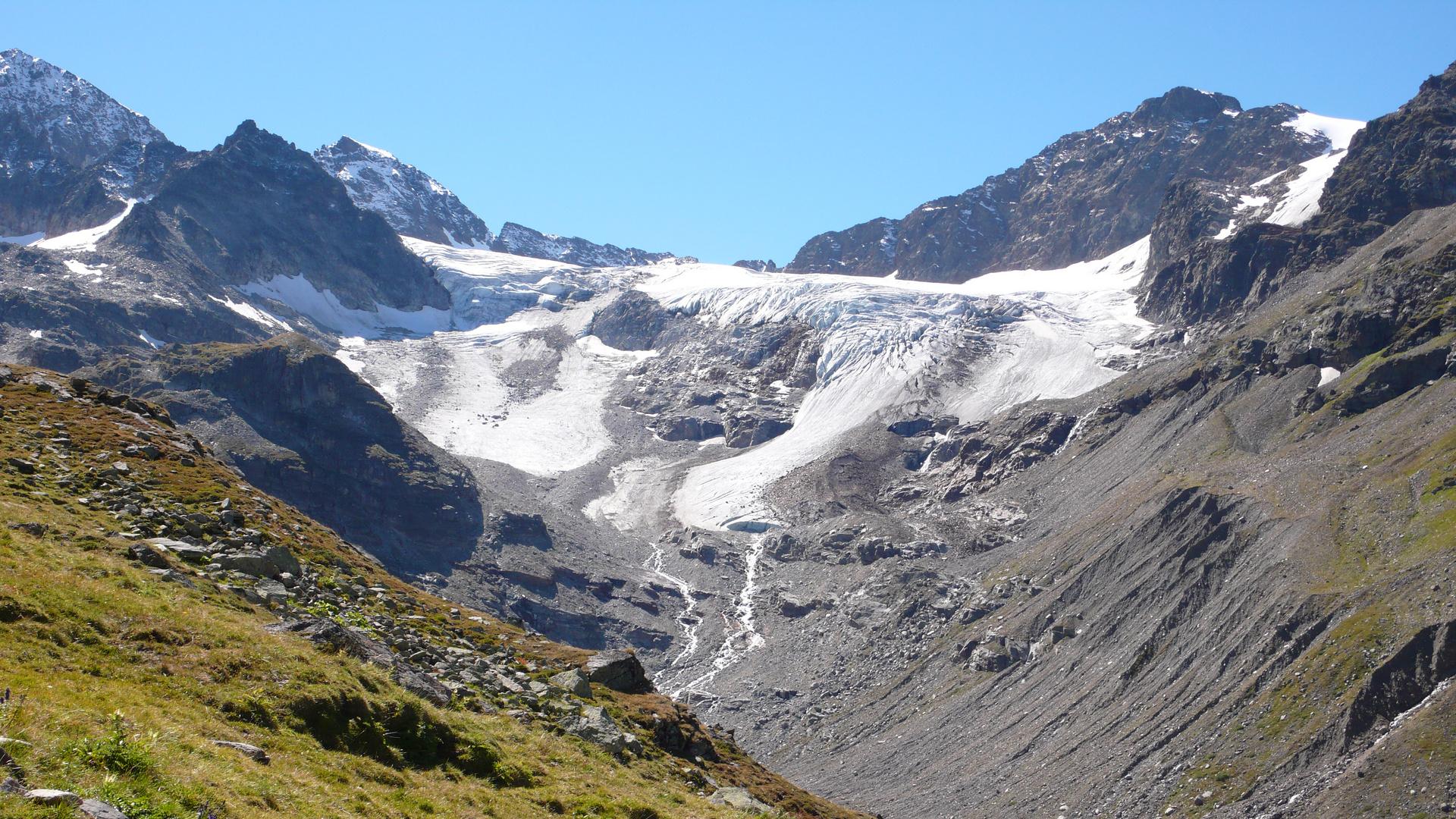 Ochsentaler Gletscher - Silvretta - Hochmontafon
