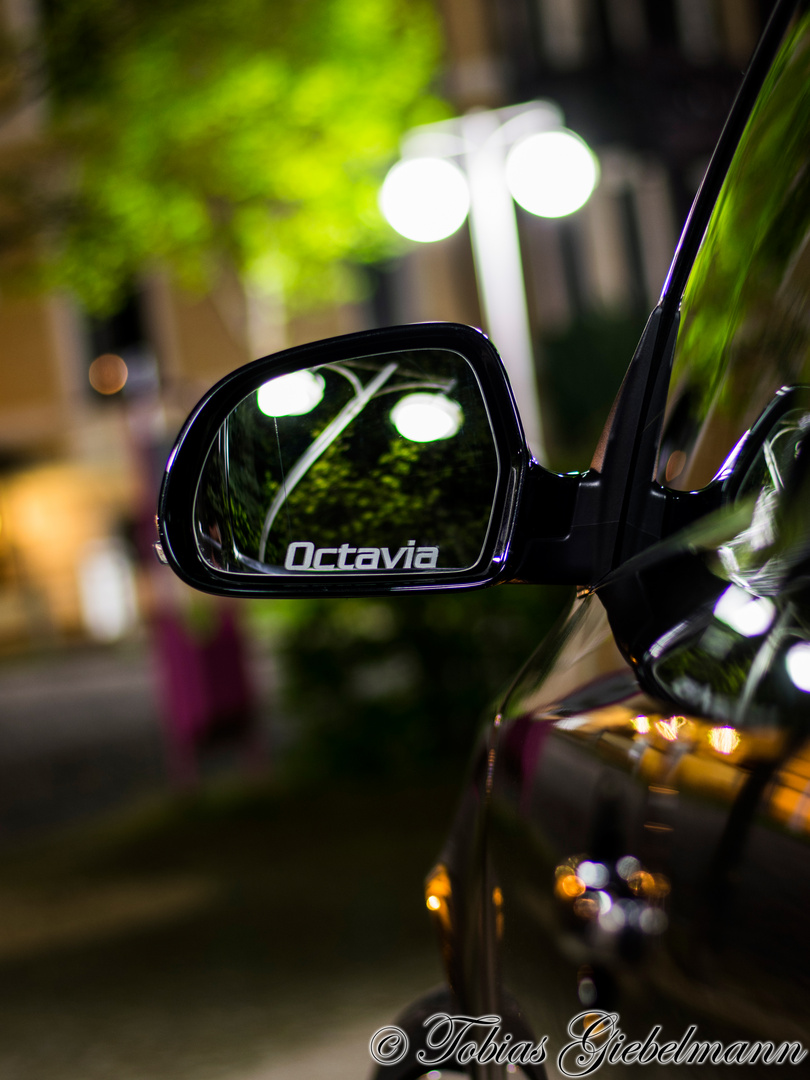 Octavia im Spiegel