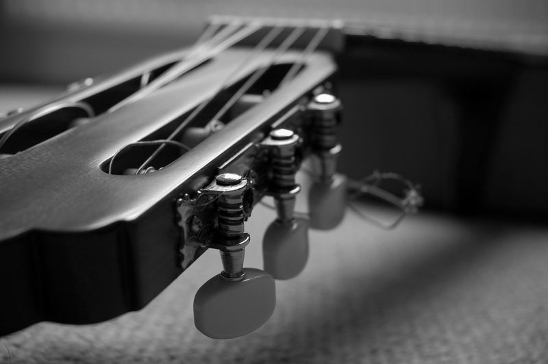 Ode an meine Gitarre :)