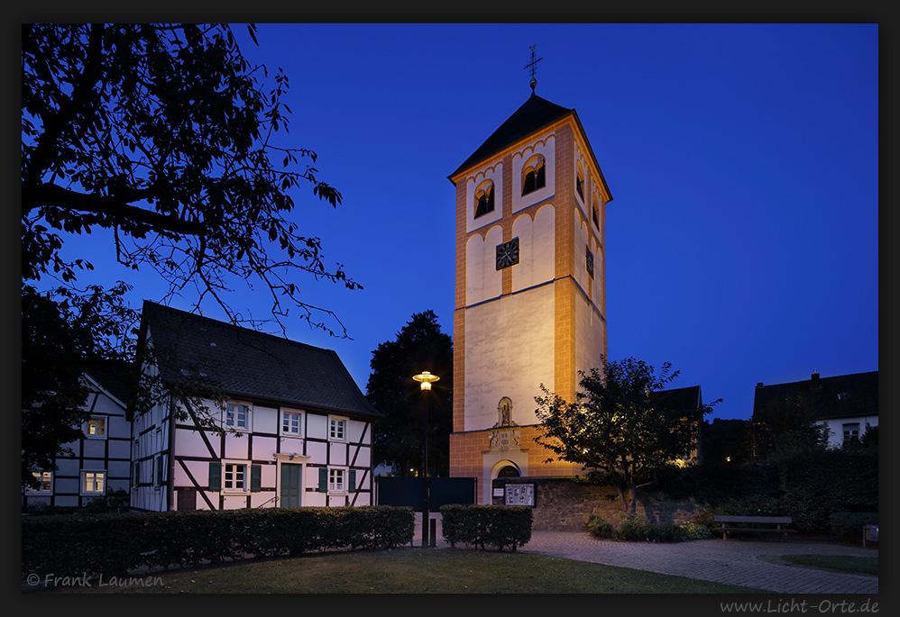 Odenthal - alte Kirche St. Pankratius