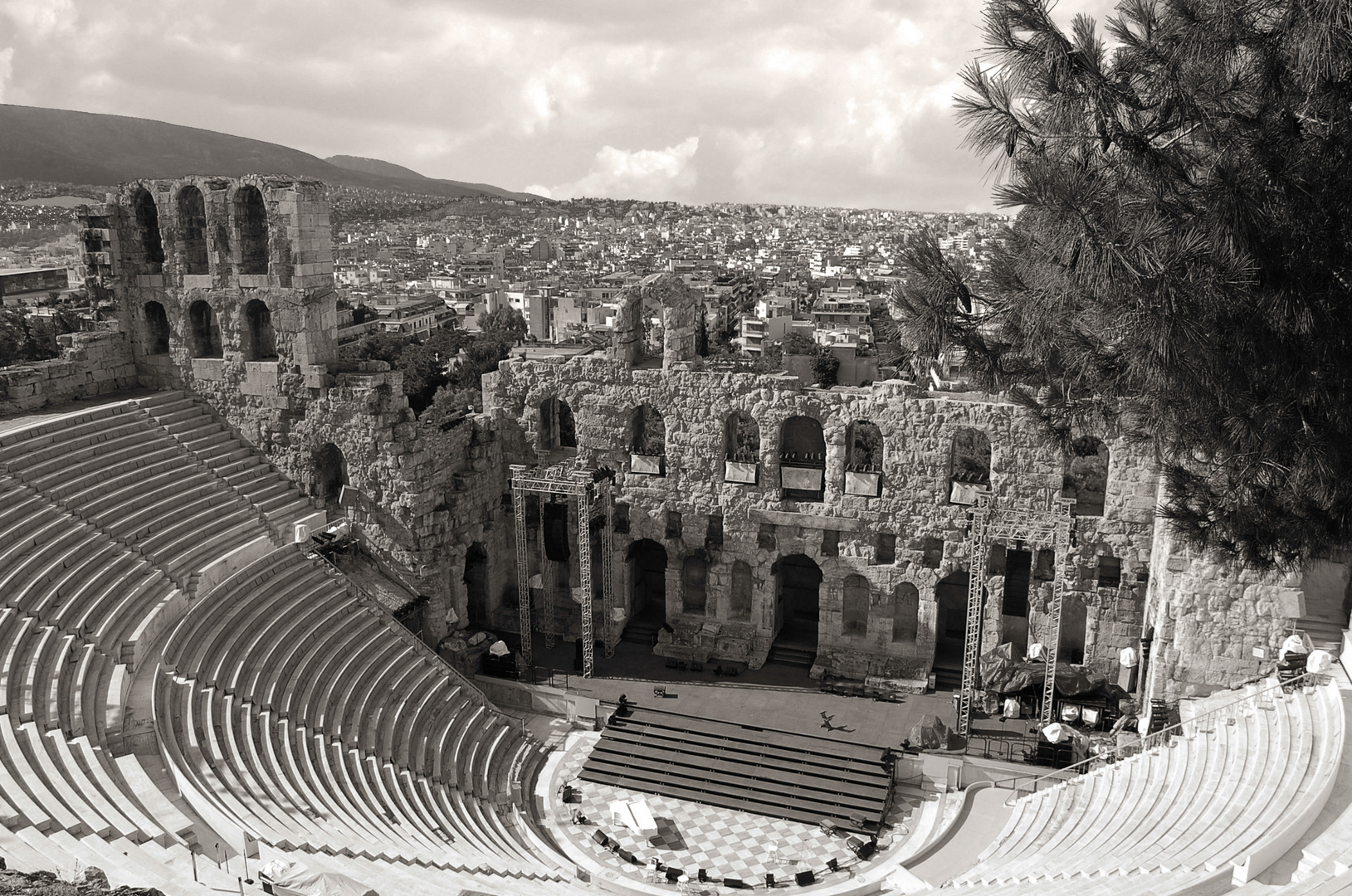 Odeon de Herodes Anticus