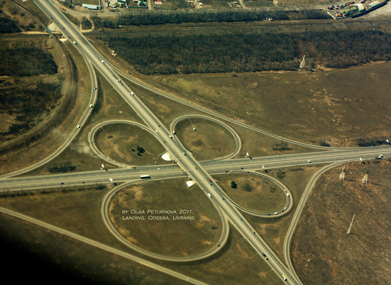 Odessa, Leningradskoe  Highway.