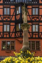 Odilien-Statue