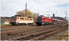 ÖBB railjet nach Salzburg