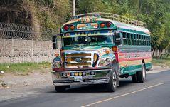 Öffentlicher guatemaltekischer Personennahverkehr ~ 2 ~