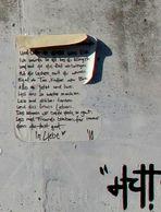 Öffentlicher Liebes-Brief