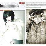 öffnet eure Augen... wurde veröffentlicht im fotocommunity plus -Das Magazin