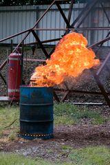Ölbrand