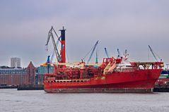 Ölförderschiff Petrojarl Banff