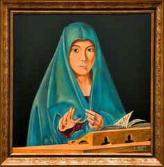 Ölgemälde, Antonello da Messina