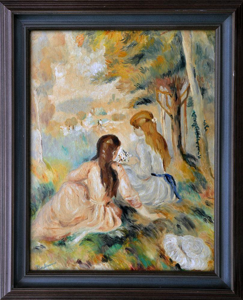 Ölgemälde Pierre-Auguste Renoir