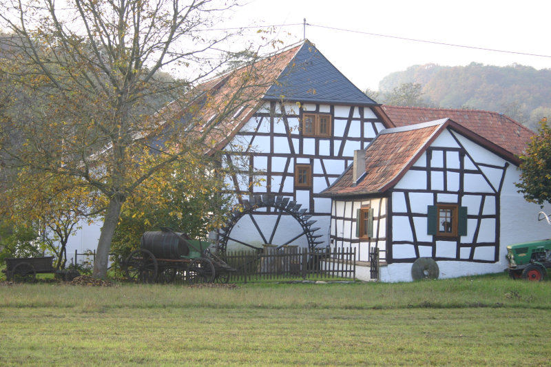 Ölmühle