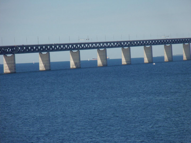 Öresundbrücke / Schweden