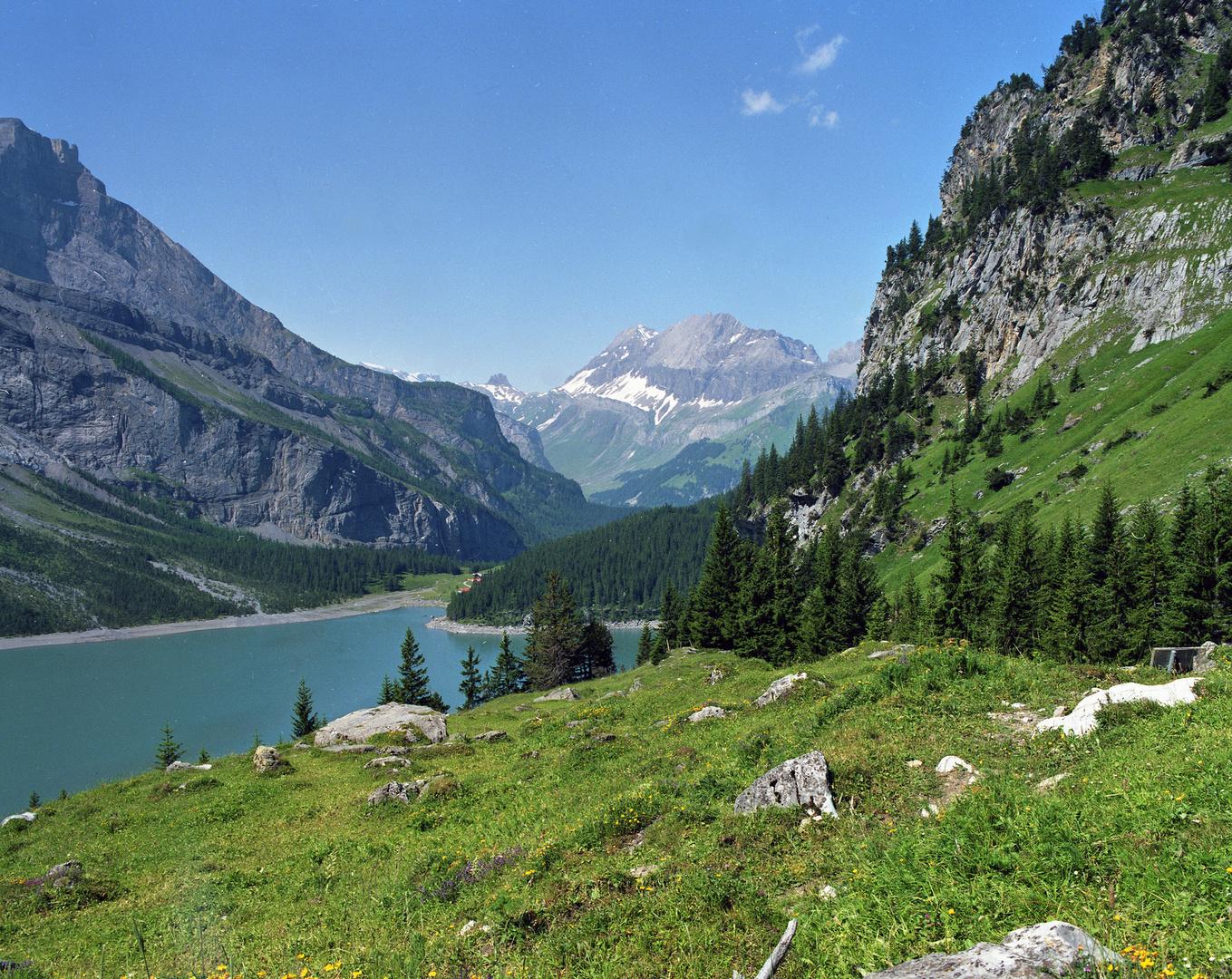 Öschinensee ( Berner Oberland )