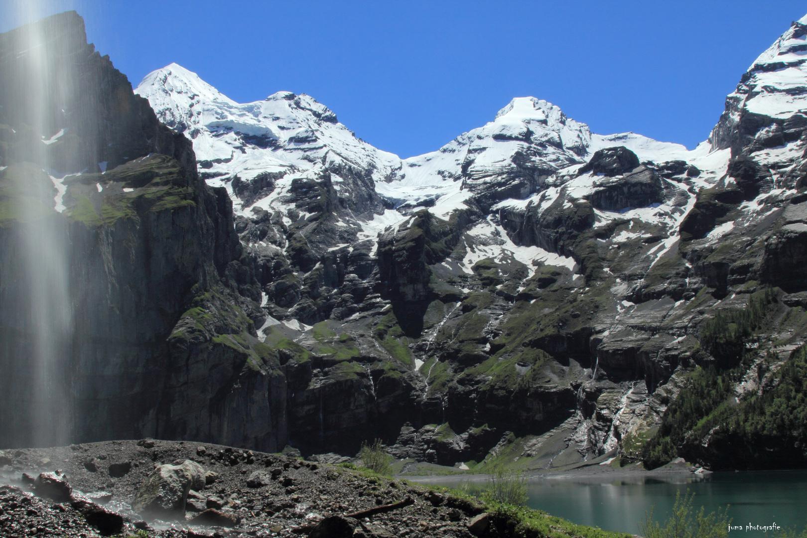 Oeschinensee, Berner Oberland