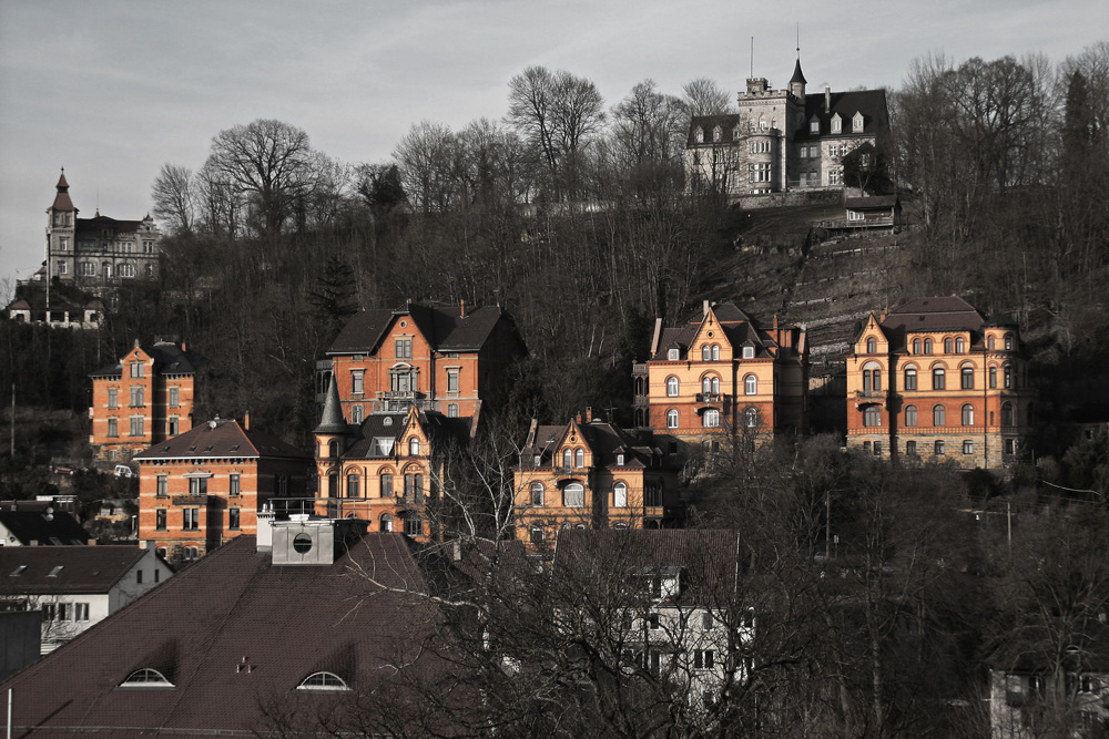 österberg Tübingen Foto Bild Architektur