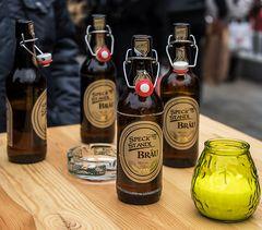 österliches bierflaschentreffen