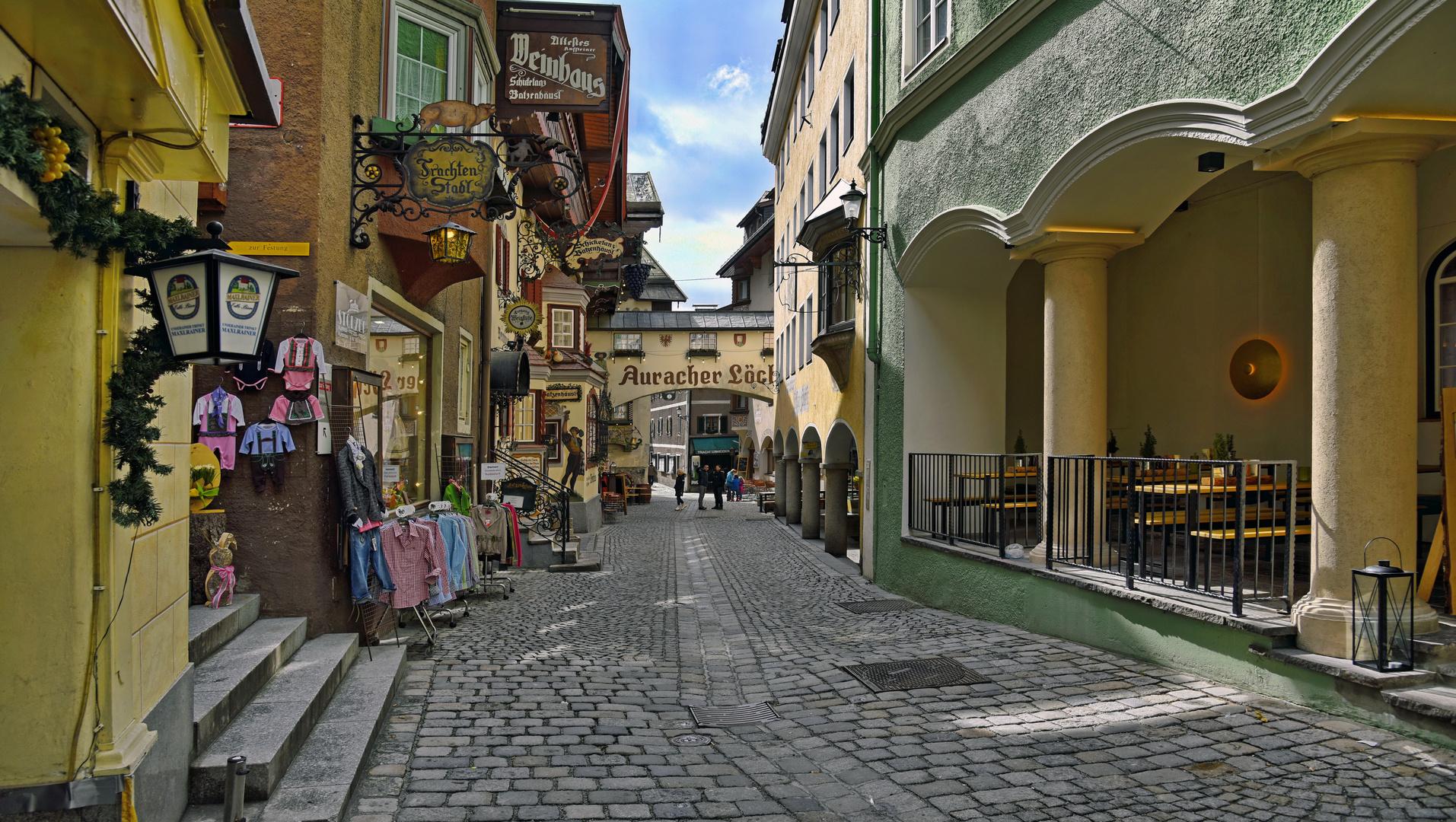 Österreich  - Kufstein -