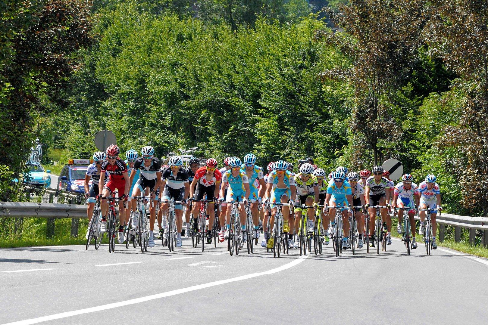 Österreich - Radrundfahrt