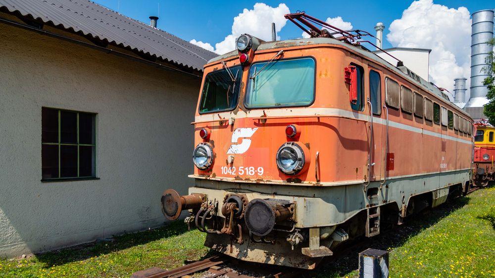 Österreichische Ellok Baureihe 1042
