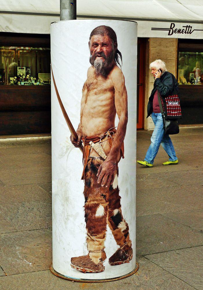 """"""" Ötzi """""""
