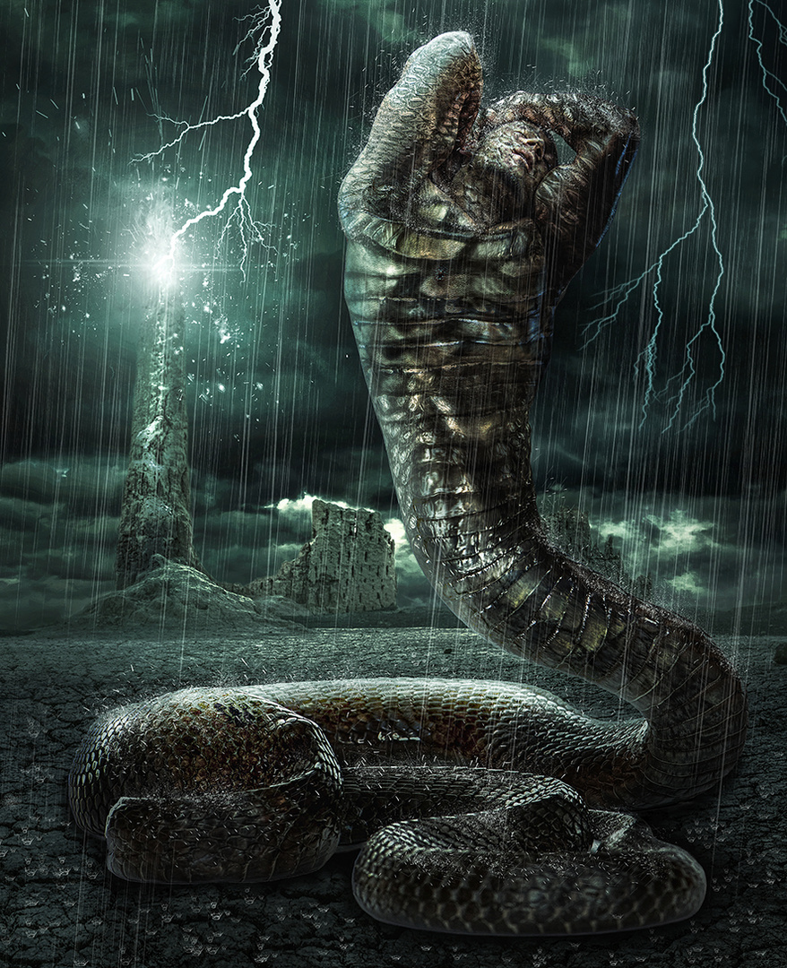 Of Snake and Men