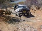 Off-Road Angola/Namibia border Cunene river 1
