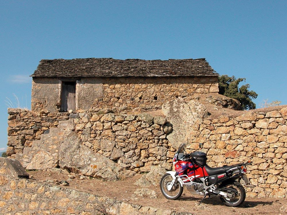 Off Road auf Korsika